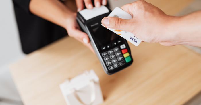 Tæpping er den nye måten å betale med kredittkortet på
